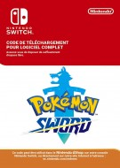 Pokémon Sword - Switch eShop Code