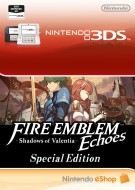 Fire Emblem Echoes: Shadows of Valentia Digital Special Edition - eShop Code Bundle
