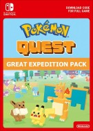 Pokemon Quest: Super Lot d'Aventurier - Switch eShop Code