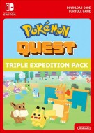 Pokemon Quest: Lots d'Aventurier Trois-en-un - Switch eShop Code