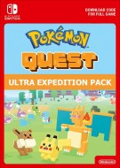Pokemon Quest: Hyper Lot d'Aventurier - Switch eShop Code