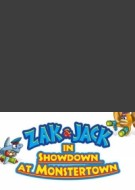 Zak and Jack in Showdown at Monstertown