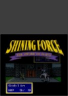 Shining Force 3DS - eShop Code