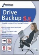 Drive Backup 8.51 Personal Edition