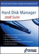 Hard Disk Manager 2008 Suite  - (3 users pack)