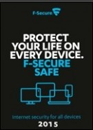 F-Secure Safe 2015 - 5 User - 1 Year