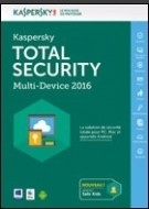 Kaspersky Total Security - Multi-Device - 3 PC - 2 Year