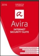 Avira Internet Security Suite 2016 - 3 ans