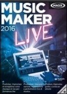 MAGIX Music Maker 2016 Live