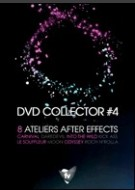 DVD 8 ateliers After Effects - MAC