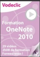 Formation OneNote 2010