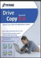 Drive Copy 8.x Personal Edition