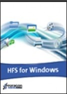 Paragon HFS+ pour Windows 9.0