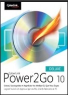 Power2Go 10 Deluxe