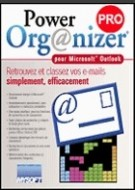Power Organizer Professionnel pour Outlook