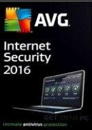 AVG Internet Security 2016 - 2 PC - 2 Year