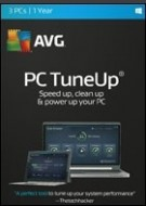 AVG PC TuneUp - 2 PC - 1 Year