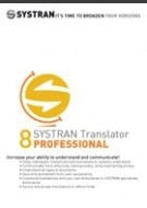 SYSTRAN 8 Translator Professional - Additional Language Pair - Français <> Allemand