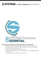 SYSTRAN 8 Translator Essential - Français <> Allemand
