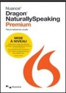 Dragon NaturallySpeaking Premium - Upgrade 13 - - Mise à jour depuis version Premium V12 ou v13