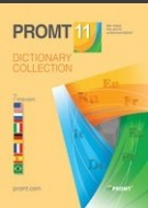 PROMT 11 Dictionary Collection (French)