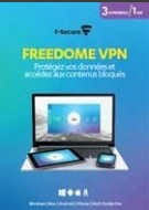 F-Secure Freedome - 1 an