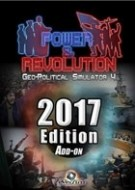 2017 Edition add-on - Power & Revolution: Geo-Political Simulator 4 (Mac)