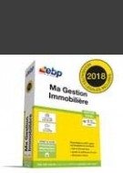 EBP Ma Gestion Immobilière version 10 Lots - 2018