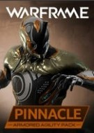 Warframe: Armored Agility Pinnacle Pack