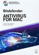 Bitdefender Antivirus for Mac - Abonnement 1 an