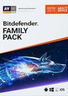 Bitdefender Family Pack 2019 - 1 an