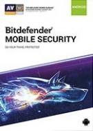 Bitdefender Mobile Security - Abonnement 1 an