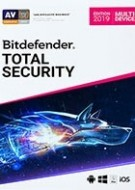 Bitdefender Total Security 2019 - Abonnement 1 an