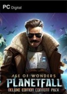 Age of Wonders: Planetfall - Deluxe Edition Content