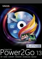 Power2GO 13 Platinum