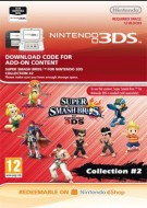 Super Smash Bros. for 3DS - Collection #2 - eShop Code