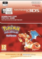 Pokémon Version Rouge - eShop Code