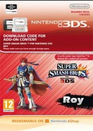 Super Smash Bros. for 3DS - Roy - eShop Code