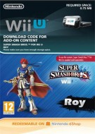 Super Smash Bros. for Wii U - Roy - eShop Code